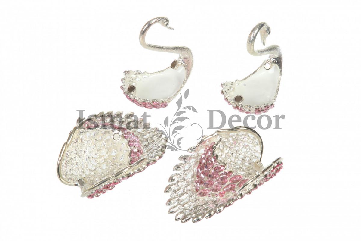 Шкатулки пара лебедей