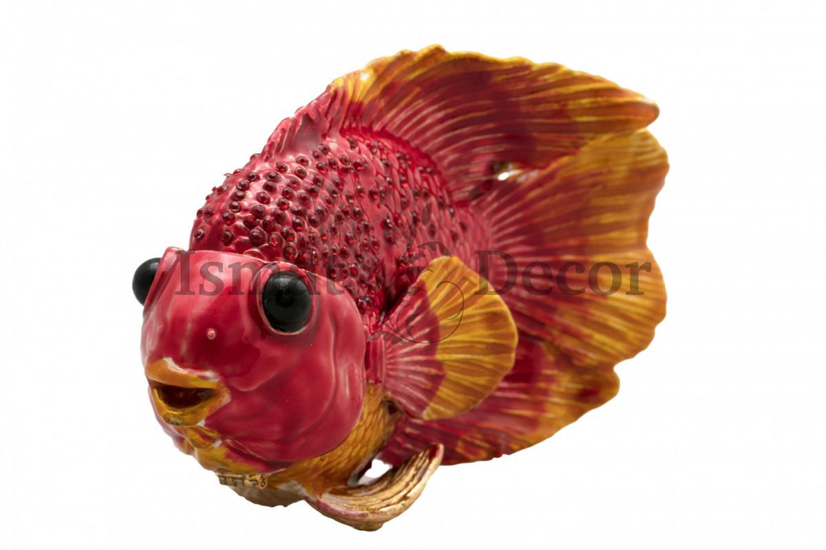 Шкатулка Рыба