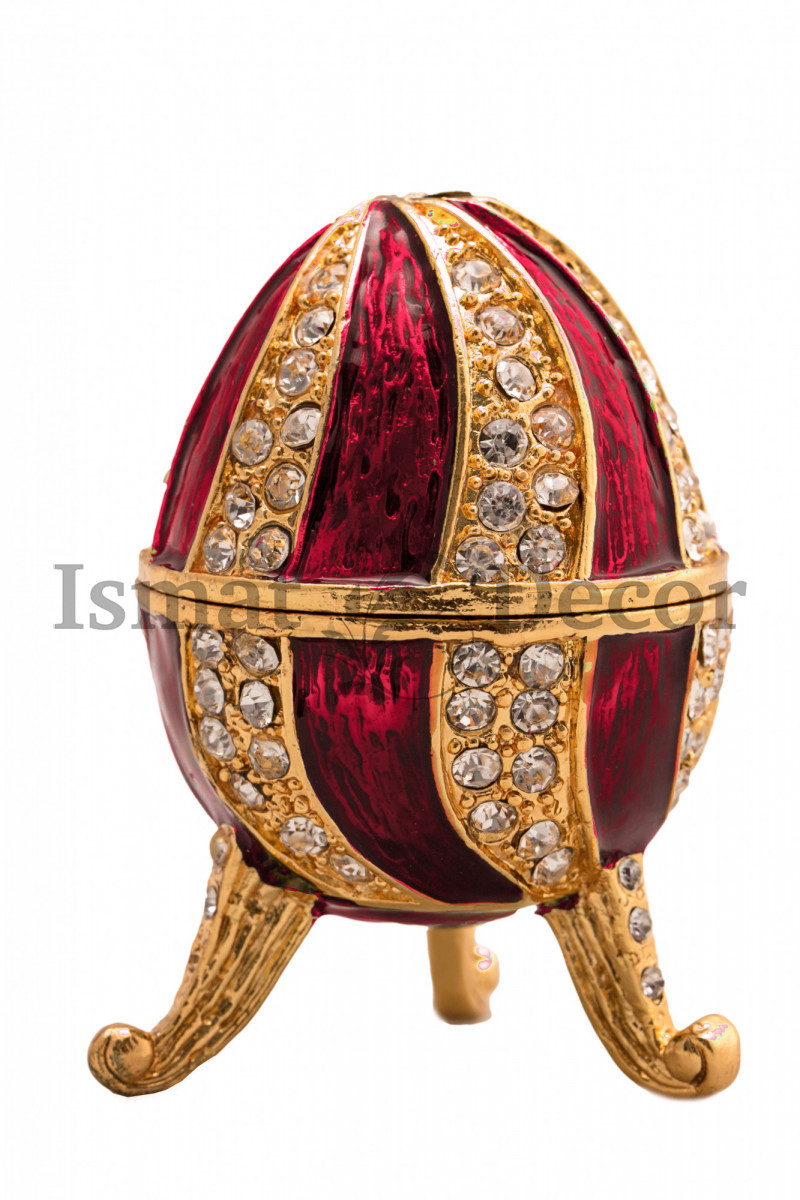 Шкатулка Яйцо малое