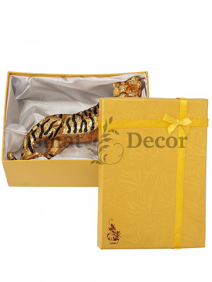 Шкатулка Тигр большой