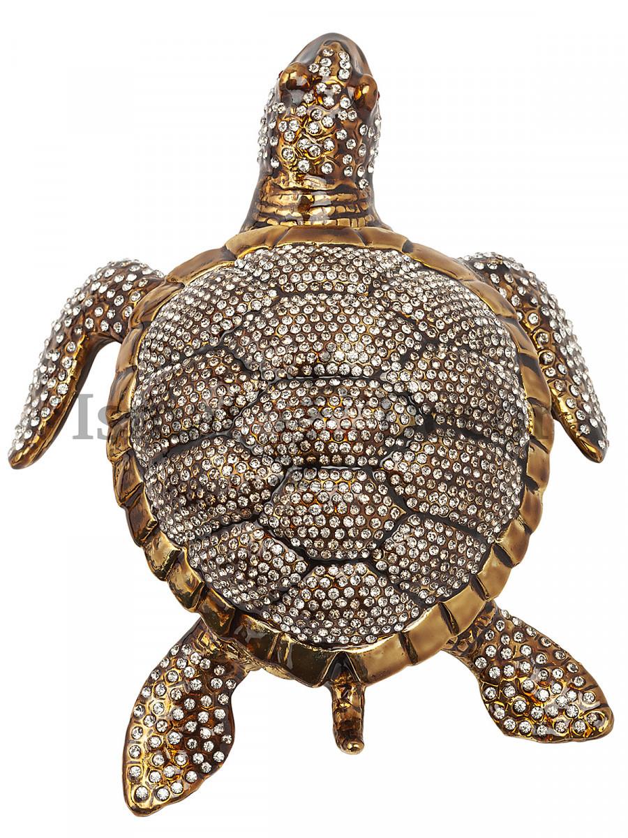 Шкатулка Черепаха большая