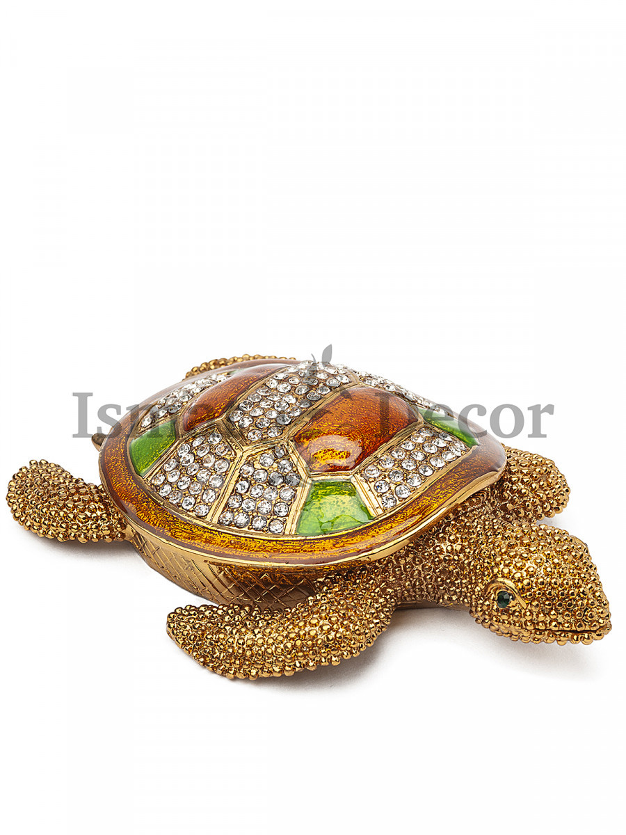 Черепаха средняя
