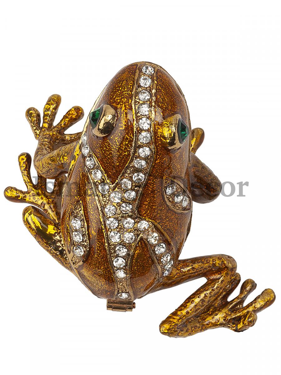 Шкатулка Лягушка малая
