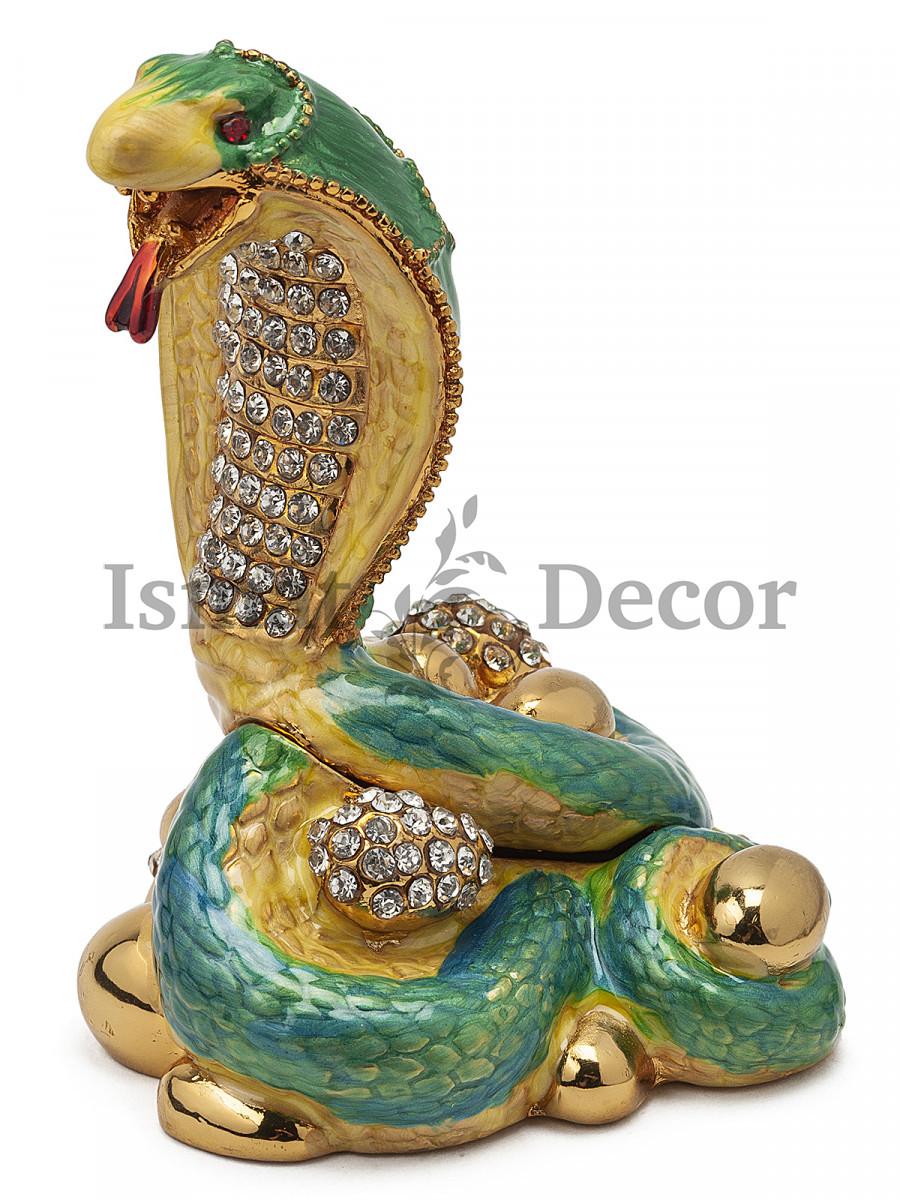 Шкатулка Кобра-змея