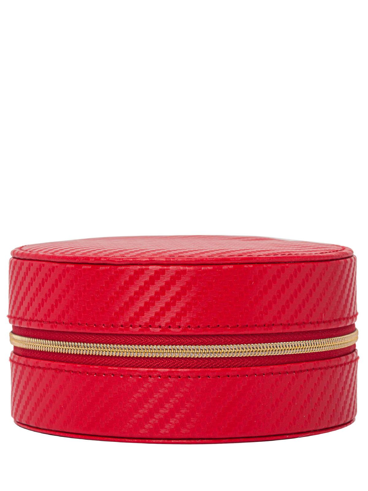 Шкатулка для украшений S-654-R красный