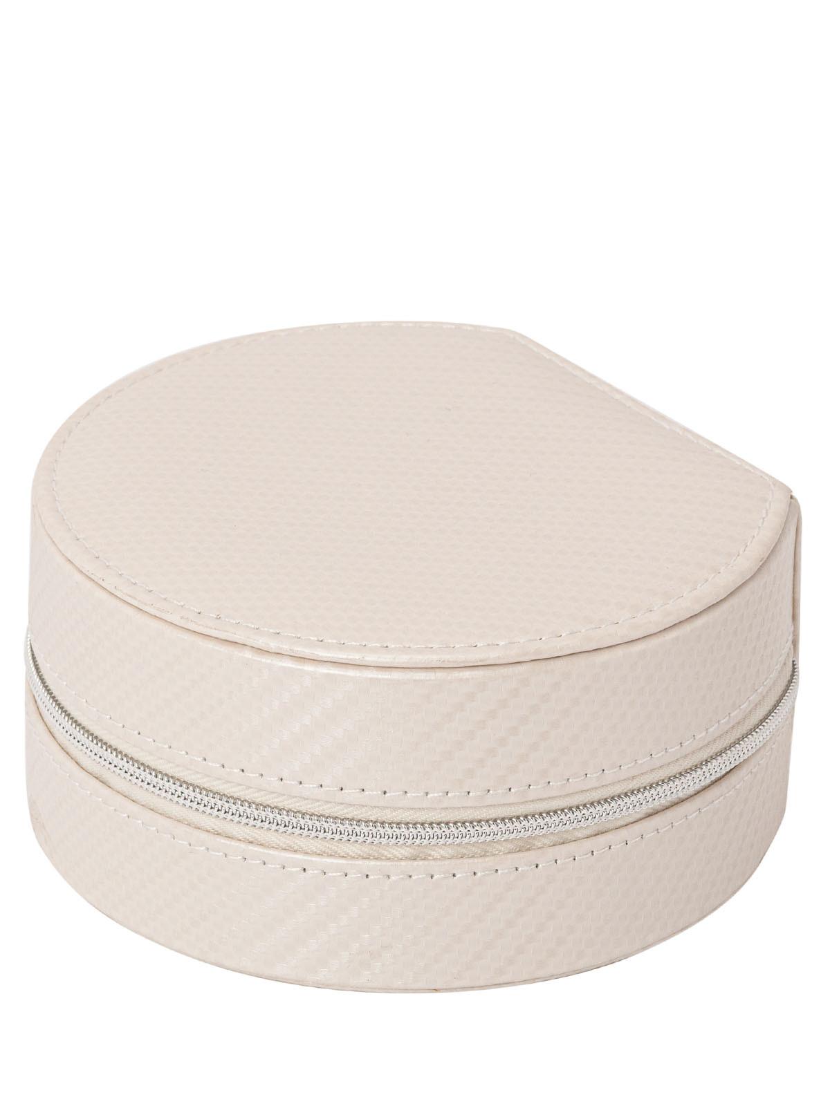 Шкатулка для украшений S-654-W белый