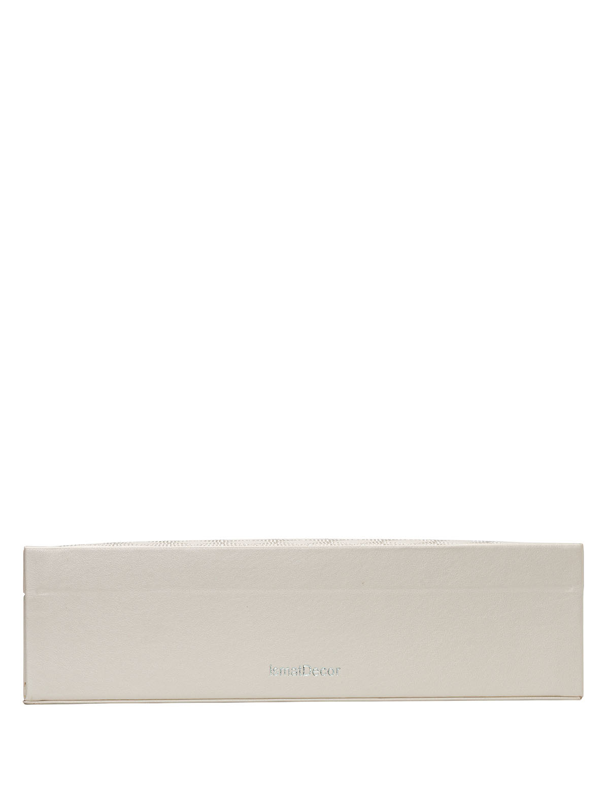 Шкатулка для украшений часов S-715W белый