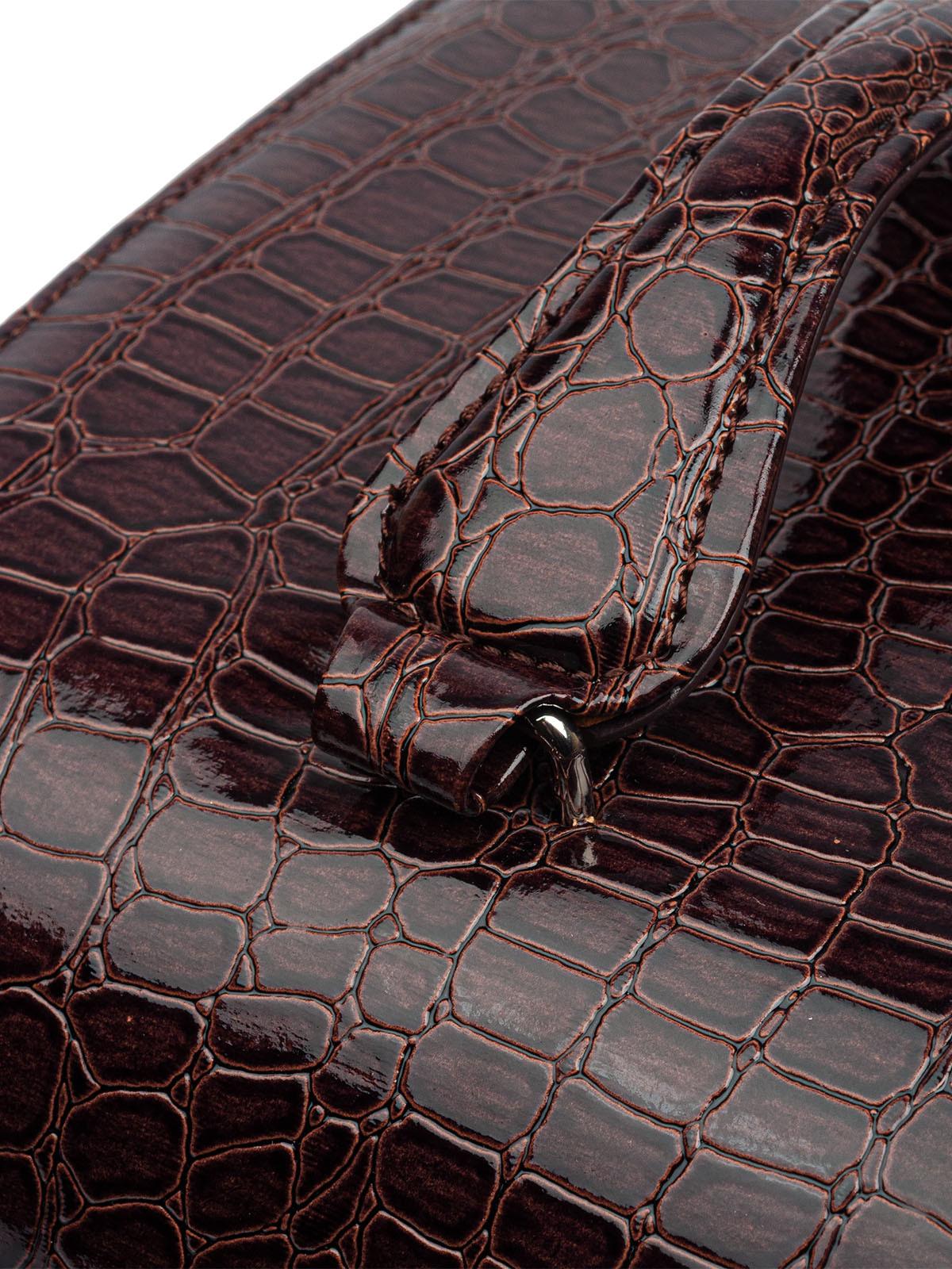 Шкатулка для украшений S-6167-1BR коричневый